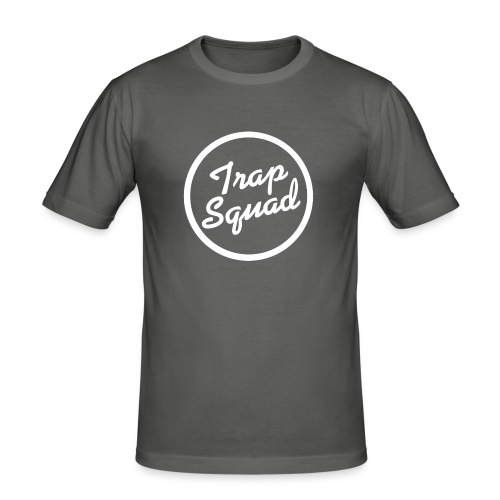 Trap Squad - Men's Slim Fit T-Shirt