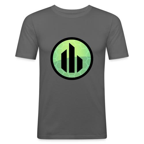 TTG Manpower - Mannen slim fit T-shirt