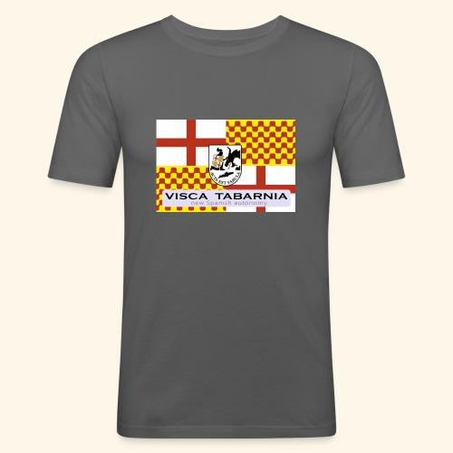 tabarnia01 - Camiseta ajustada hombre