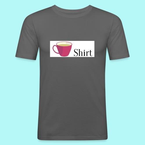 Tea-Shirt - Männer Slim Fit T-Shirt