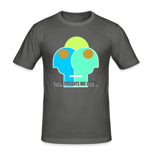 POSITIVO - Camiseta ajustada hombre