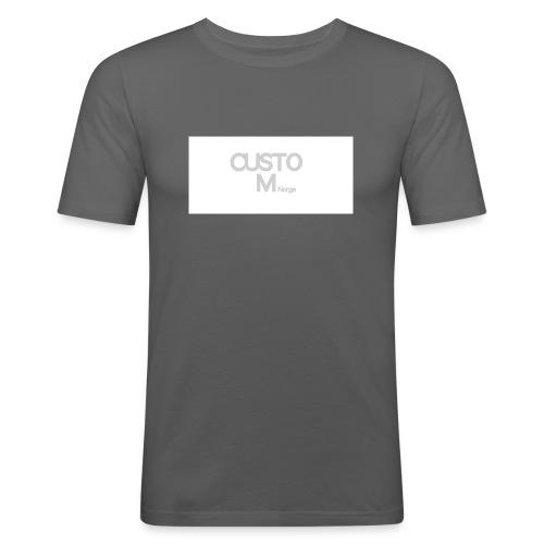 Street Custom - Slim Fit T-skjorte for menn
