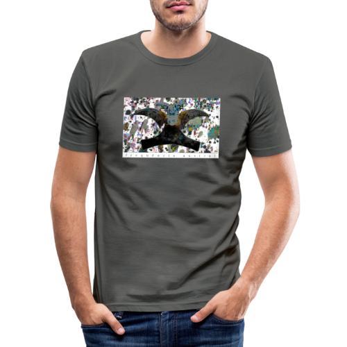 Blue Mojitos (w) - Men's Slim Fit T-Shirt