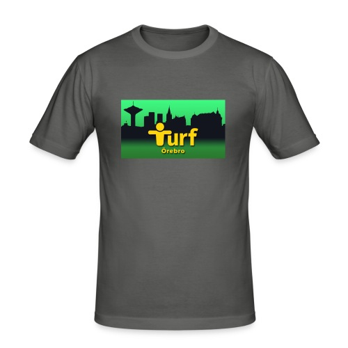 Turf Örebro - Slim Fit T-shirt herr