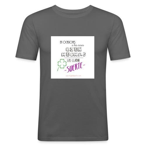 cosasbienhechas_copia - Camiseta ajustada hombre
