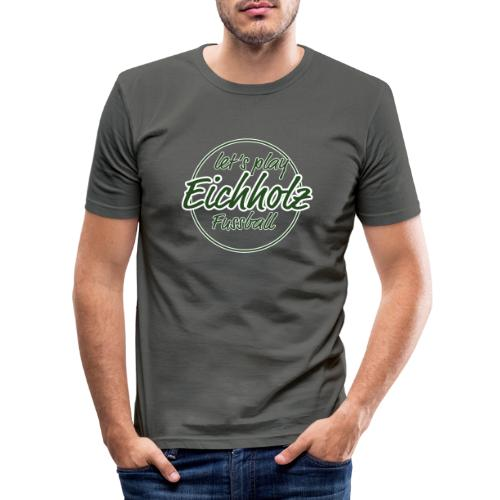 Let's Play Eichholz Fussball - Männer Slim Fit T-Shirt