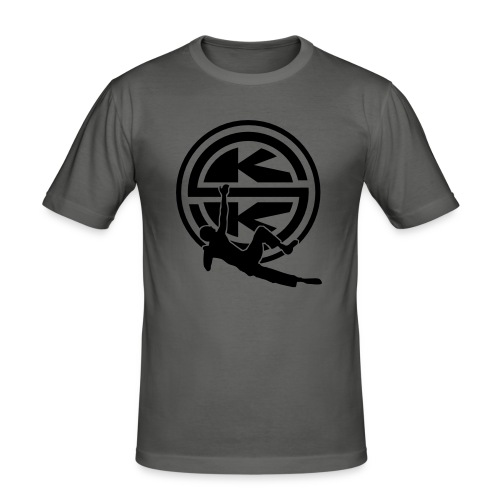 SKK_shield - Slim Fit T-shirt herr