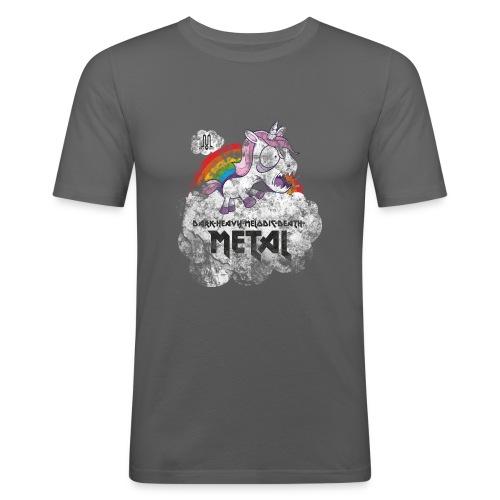 Mental Defect 2015 - Männer Slim Fit T-Shirt