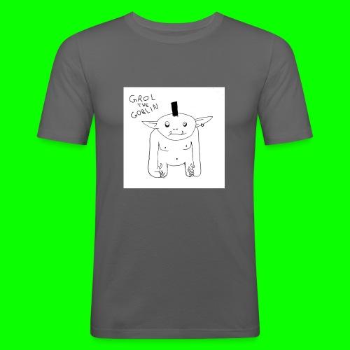 Grol S / T - Men's Slim Fit T-Shirt