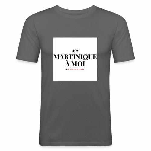 Ma Martinique à Moi - T-shirt près du corps Homme