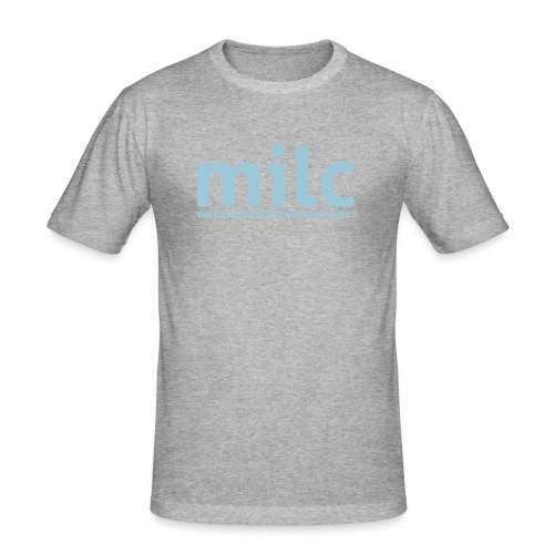 milc - Männer Slim Fit T-Shirt