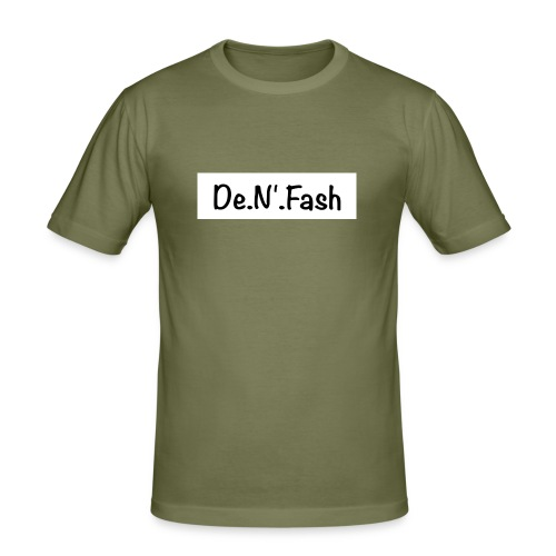 T-shirt premium homme - T-shirt près du corps Homme