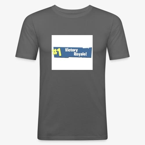 top one - T-shirt près du corps Homme