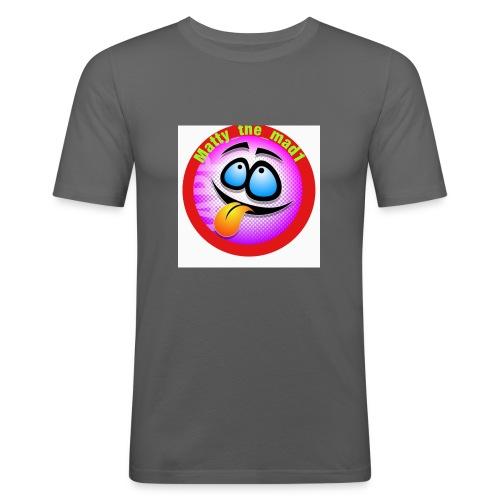5D14BC46 196E 4AF6 ACB3 CE0B980EF8D6 - Men's Slim Fit T-Shirt