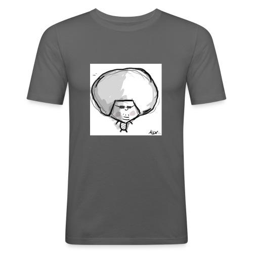 Harry - Mannen slim fit T-shirt