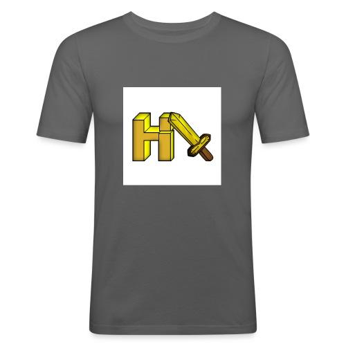 Logo Officiel Heruim - T-shirt près du corps Homme