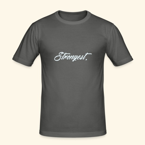 Strongest - T-shirt près du corps Homme