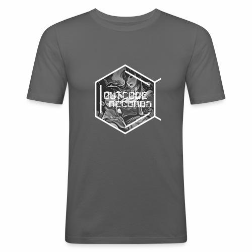 Outcode Records Art - Camiseta ajustada hombre