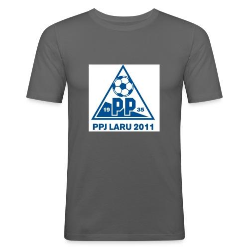PPJ Laru 2011 - Miesten tyköistuva t-paita