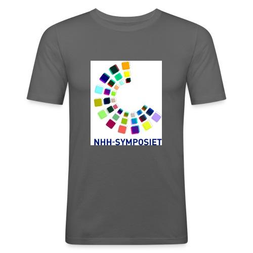 Logo_ny-jpg - Slim Fit T-skjorte for menn