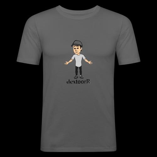 dextoorR - Bitmoji minta - Men's Slim Fit T-Shirt