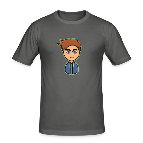 SweSlime - Slim Fit T-shirt herr