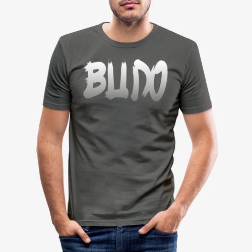 BUDO - T-shirt près du corps Homme
