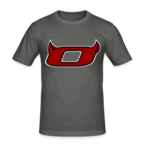 The Inferno O - Men's Slim Fit T-Shirt