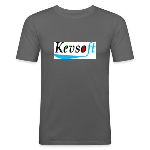 Kevsoft - Men's Slim Fit T-Shirt