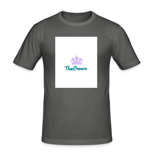 thecrown - Men's Slim Fit T-Shirt