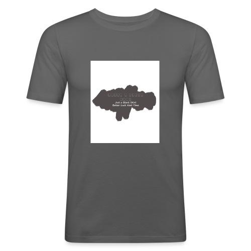 Just a blank shirt - Men's Slim Fit T-Shirt