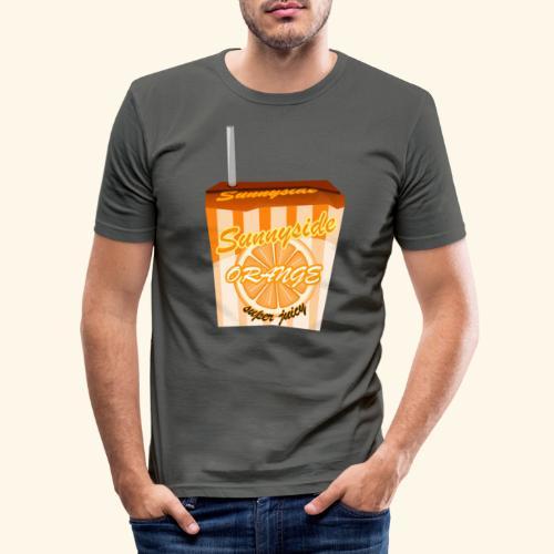 sunnyside - Männer Slim Fit T-Shirt