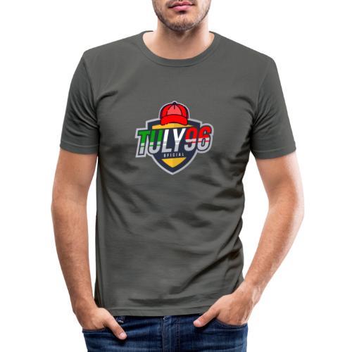 LOGO TULY96 - Camiseta ajustada hombre