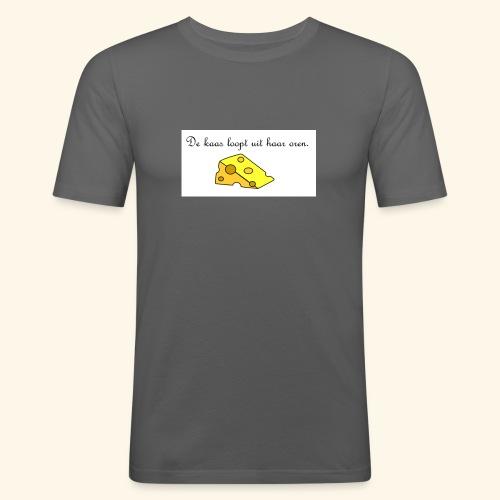 Kaas loopt uit haar oren - Temptation - slim fit T-shirt