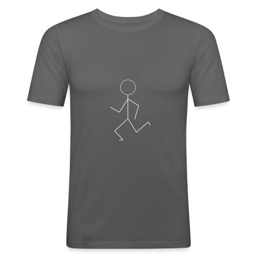 Keep it Simple - Männer Slim Fit T-Shirt