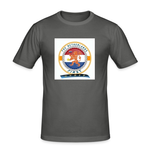 RF - Mannen slim fit T-shirt