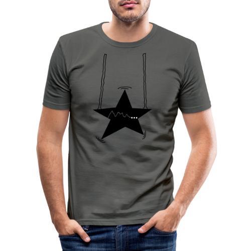 2011 Logo blingbling - Männer Slim Fit T-Shirt