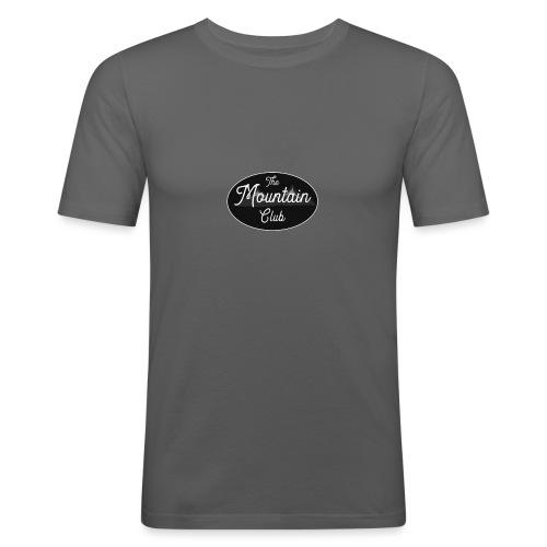The Mountain Club - Men's Slim Fit T-Shirt