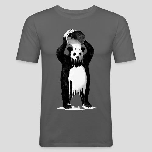 Panda - T-shirt près du corps Homme