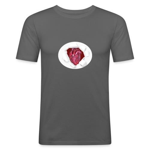 CUORE BATTICUORE - Maglietta aderente da uomo