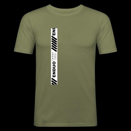 ENDUO independent V2 - T-shirt près du corps Homme