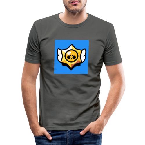 enes katan - Men's Slim Fit T-Shirt