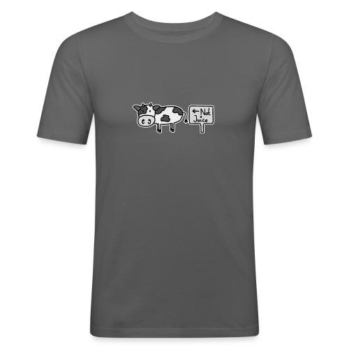 Not Juice (Original) - Men's Slim Fit T-Shirt