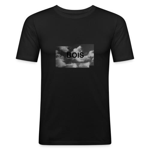 BOIS HÆTTETRØJE - Herre Slim Fit T-Shirt