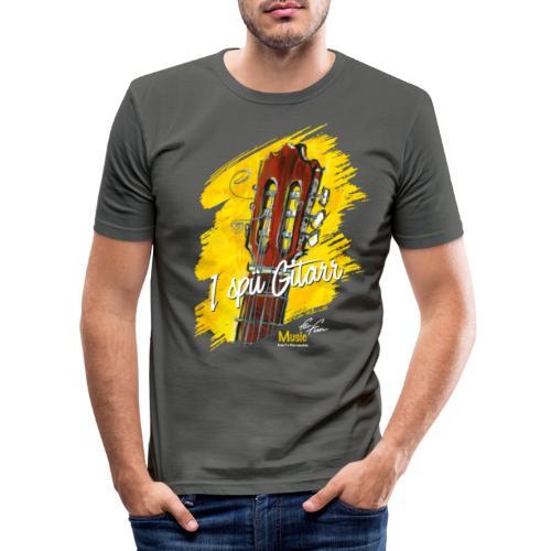I spü Gitarr - limited edition '19 - Männer Slim Fit T-Shirt