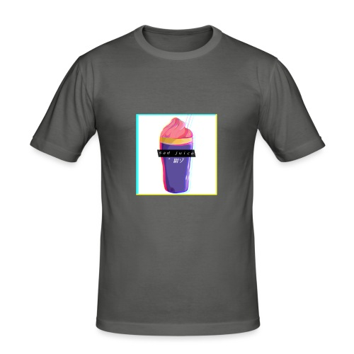 Sad juice - Men's Slim Fit T-Shirt