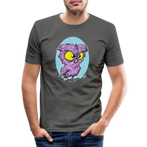 kautz druck2 - Männer Slim Fit T-Shirt