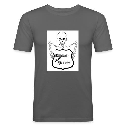 GO TIC PEACE - T-shirt près du corps Homme