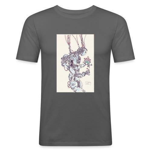 IMG_20160406_0001 - T-shirt près du corps Homme