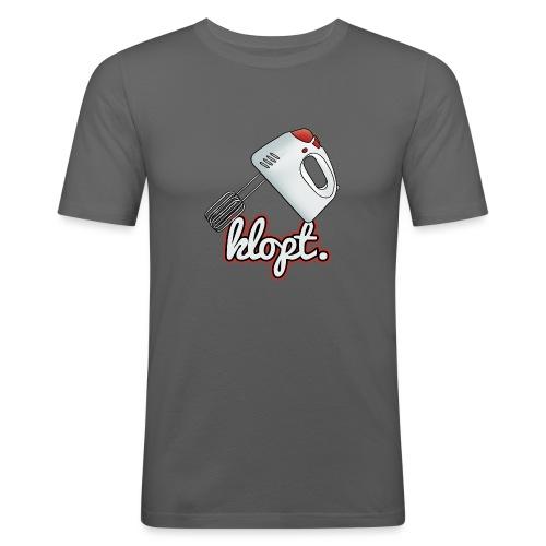 Klopt - slim fit T-shirt